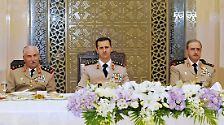 Syrische Minister sterben bei Attentat: Assads Regime wird immer kleiner