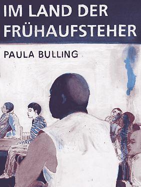 """Bullings erster Comic: """"Im Land der Frühaufsteher""""."""