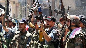 Nach Anschlag auf Führungszirkel: Syrisches Militär gibt sich siegessicher