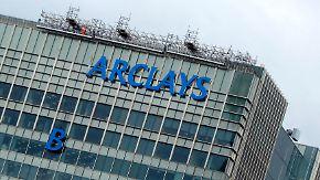 Enthüllungen bei der britischen Barclays-Bank brachten den Libor-Skandal ins Rollen.