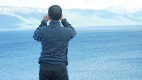 Auf der Suche nach gutem Wetter und Walen