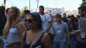 Perspektivlosigkeit in Griechenland: Studenten bangen um ihre Zukunft