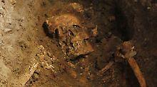Das Skelett von Mona Lisa? Die Überreste wurden im Kloster Sant'Orsola in Florenz gefunden.