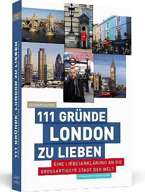 """""""111 Gründe, London zu lieben"""" ist bei Schwarzkopf & Schwarzkopf erschienen."""