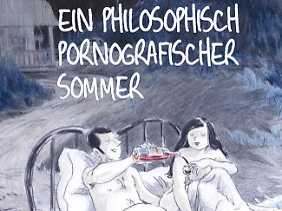"""Jimmy Beaulieu: """"Ein philosophisch pornografischer Sommer"""", erschienen bei Schreiber&Leser, 286 farbige Seiten in Klappbroschur, 22,80 Euro (D)."""