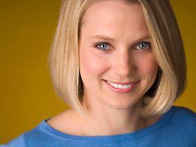 Marissa Mayer: die neue Frau an der Yahoo Spitze.