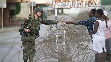 USA und Haiti: Eine lange und komplizierte Liaison