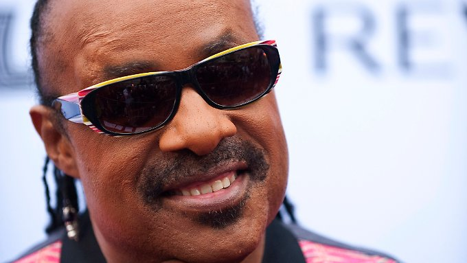 Stevie Wonder im Juni 2011.