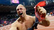 Tops und Flops am Dienstag: Schockmomente bei Olympia