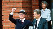 Vom Regierungschef zum Häftling: Erich Honecker - der gescheiterte Apparatschik