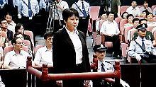Der tiefe Fall von Chinas Power-Paar: Was wird aus Frau Gu?