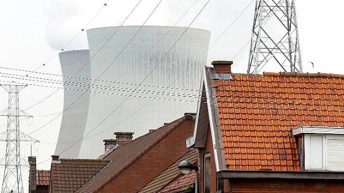 Im Kernkraftwerk Doel wurde ein Reaktor sicherheitshalber abgeschaltet.