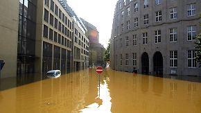 Zehn Jahre nach Hochwasser: Dresden gedenkt der Jahrhundertflut