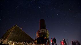 Perseiden-Sturm über der Erde: Sternschnuppen begeistern Beobachter