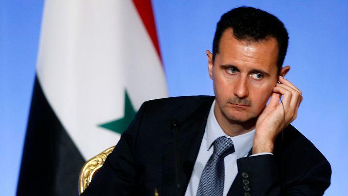Assad verliert immer mehr an Rückhalt.