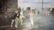 Pogrom jährt sich zum 25. Mal: Als Rostock-Lichtenhagen brannte