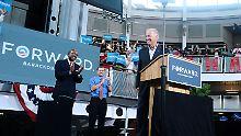 Joe Biden ist für sein loses Mundwerk bekannt.