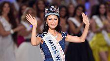 Schön, schöner, noch schöner: Yu Wenxia ist die Allerschönste