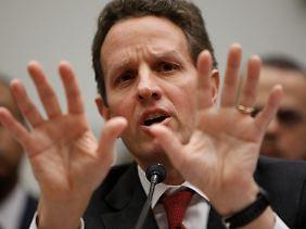 US-Finanzminister Geithner weist die Vorwürfe zurück.