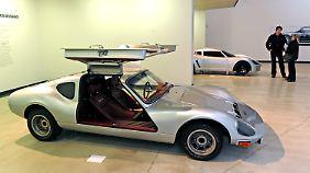 Von 1969 bis 1979 wurde der RS 1000 in Dresden gebaut - heute steht er im Museum.