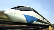 Züge und Autos: Der Verkehr der Zukunft