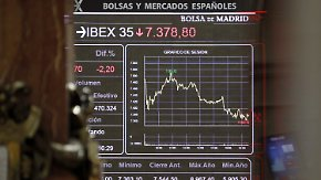 Arbeitslosigkeit steigt: Spaniens BIP schrumpft weiter