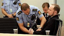 Richter halten Breivik für zurechnungsfähig: Rechtsterrorist muss ins Gefängnis