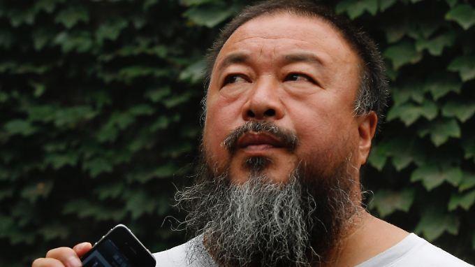 Ai darf China nicht verlassen.