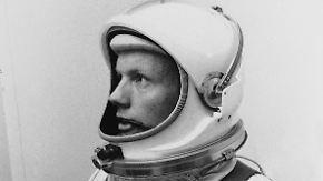 Trauer um Neil Armstrong: Das Erbe des Mond-Mannes