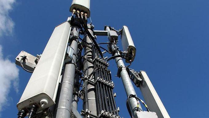 Welche Mobilfunkanlage  sorgt für das beste Netz?