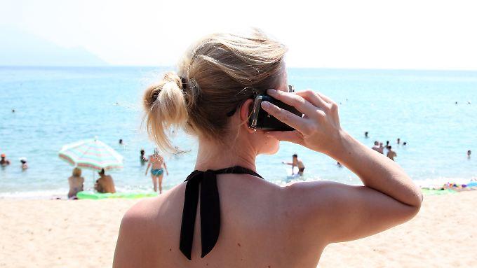 Abschalten Fehlanzeige: Trotz Urlaub nicht erholt