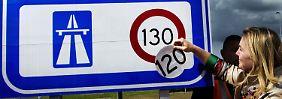 Höchstgeschwindigkeit auf Autobahnen: Niederlande erhöhen Tempolimit