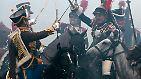 200 Jahre Schlacht von Borodino: Russen spielen Krieg