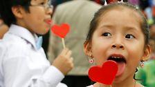 Nicht nur Blumen allein: Was tun am Valentinstag?
