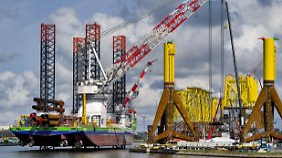 Geschäft mit der Energiewende: Hochtief geht unter die Reeder