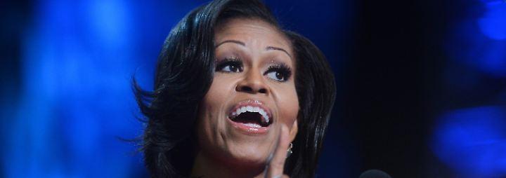 Michelle Obama gegen Ann Romney: Frauen stemmen den Wahlkampf