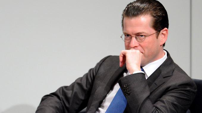 """Zu Guttenberg will """"mutige"""" Vorschläge hören."""