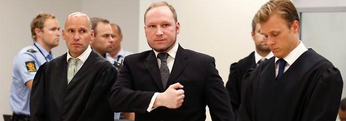 Breivik wird wohl nie wieder freikommen.