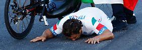 Gold, Silber, Spaß, Emotionen: Helden der Paralympics 2012