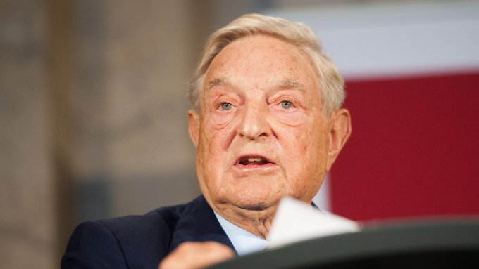 George Soros: 82 Jahre und kein bisschen leise.