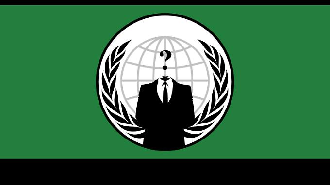 """Offenbar steckt die Hackergruppe """"Anonymous"""" hinter der Cyber-Attacke auf die US-Notenbank."""