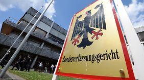 """Der Verein """"Mehr Demokratie"""" schließt ein Wiedersehen in Karlsruhe nicht aus."""