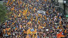 So starke Proteste hat Barcelona schon lange nicht mehr gesehen