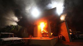 Elf Jahre nach 9/11: Diplomaten in Bengasi erschossen