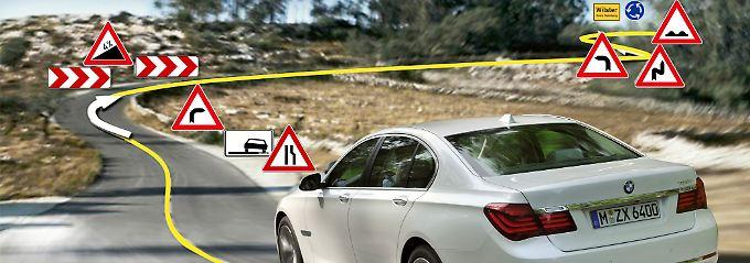 BMW baut künftig vorausschauende Getriebe.