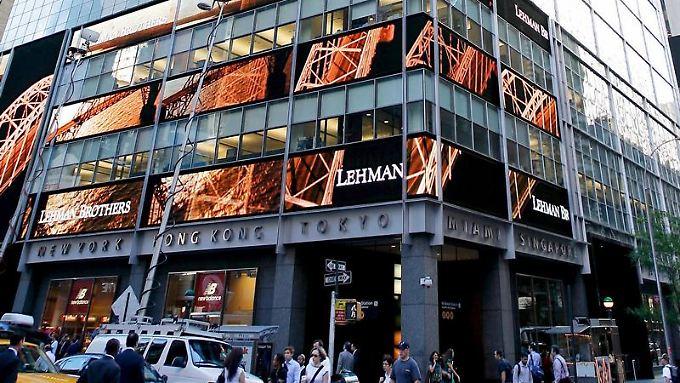 Vor der Pleite von Lehman Brothers wurden die Zertifikate des Geldhauses oft als sichere Anlage empfohlen.