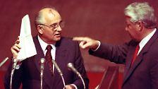 Bilderserie: Michail Gorbatschow