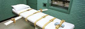 In Pennsylvania ist die Todesstrafe seit 13 Jahren nicht mehr vollstreckt worden.