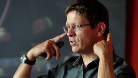 Martin Korte lehrt Zelluläre Neurobiologie an der TU Braunschweig. Er sagt, älteren Arbeitnehmern werde zu wenig zugetraut.