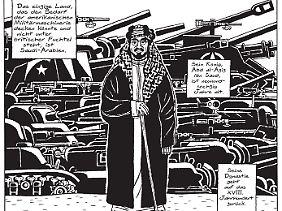 Erdöl macht Saudi-Arabien zum wichtigen Bündnispartner der USA.